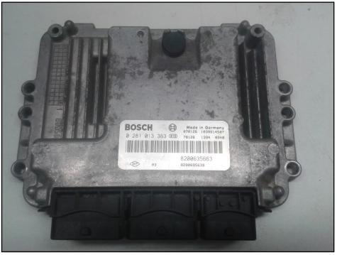 ECU Vivaro/Movano Bosch