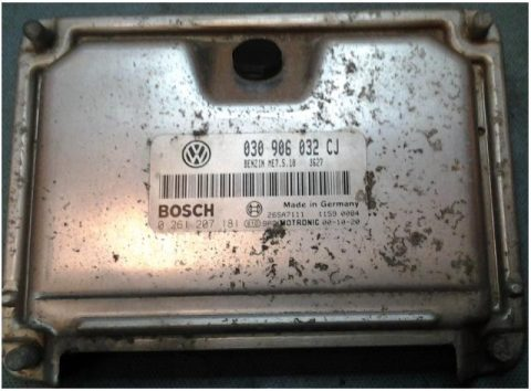 ECU BOSCH 0261207181 Polo/Golf/Lupo